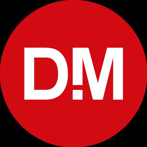 Logo D.M